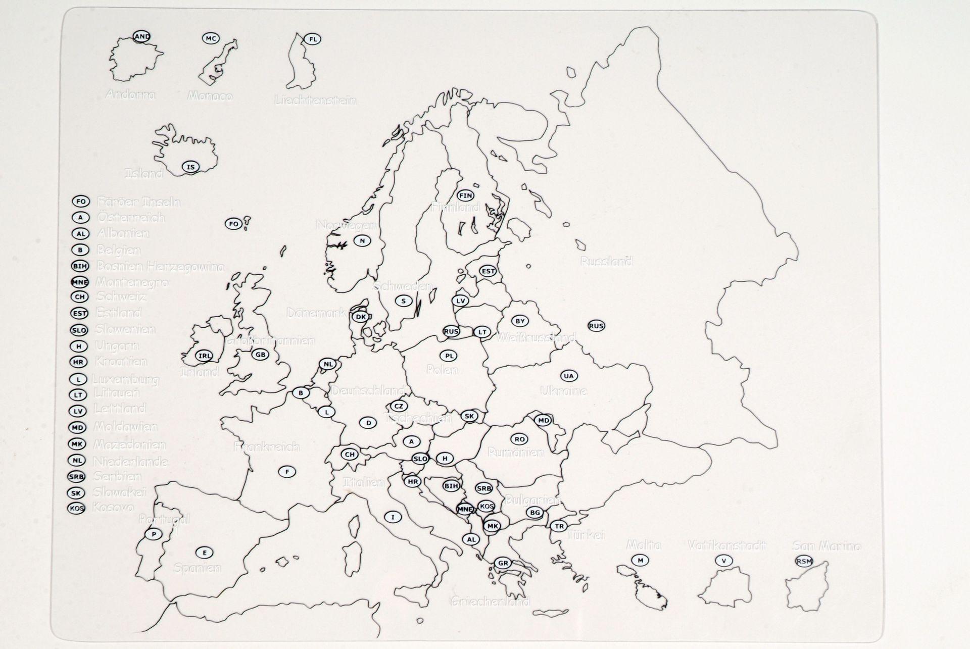Europapuzzle