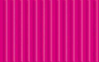 Feinwellpappe, pink