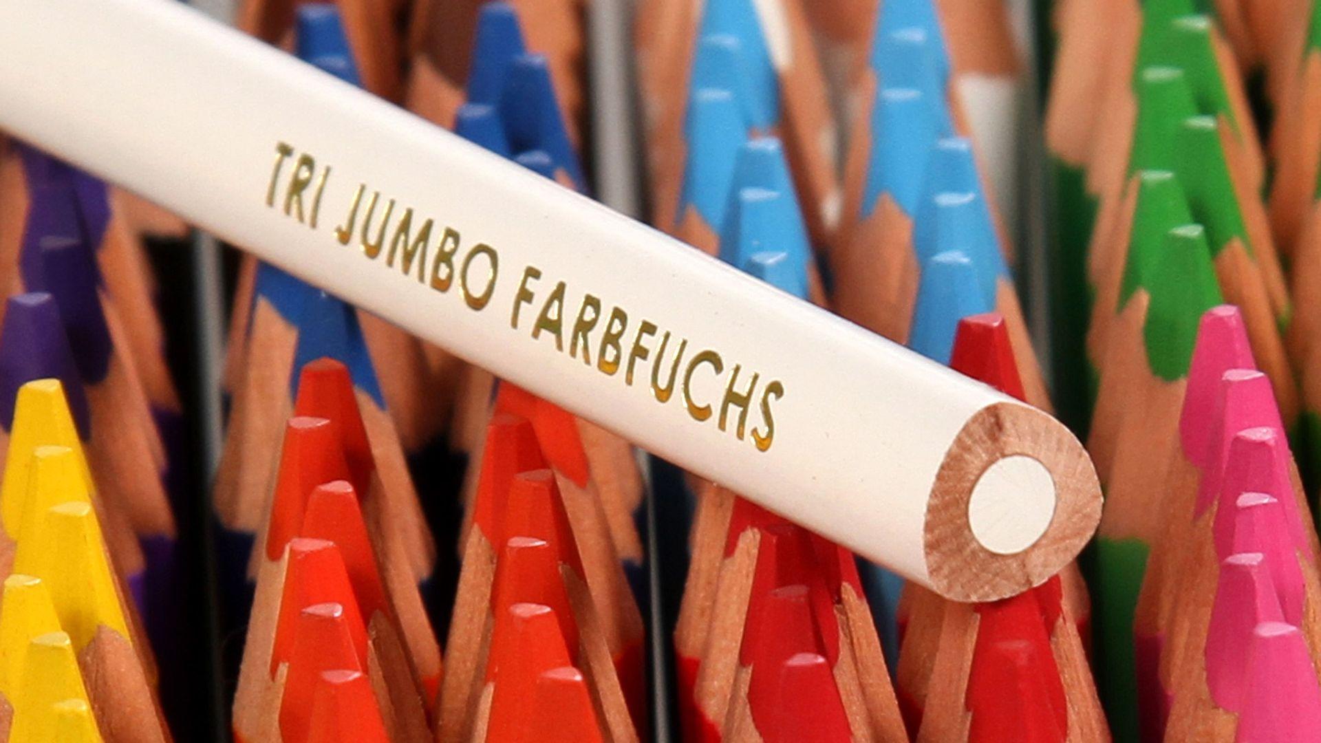 Tri Jumbo Farbfuchs 144er Set