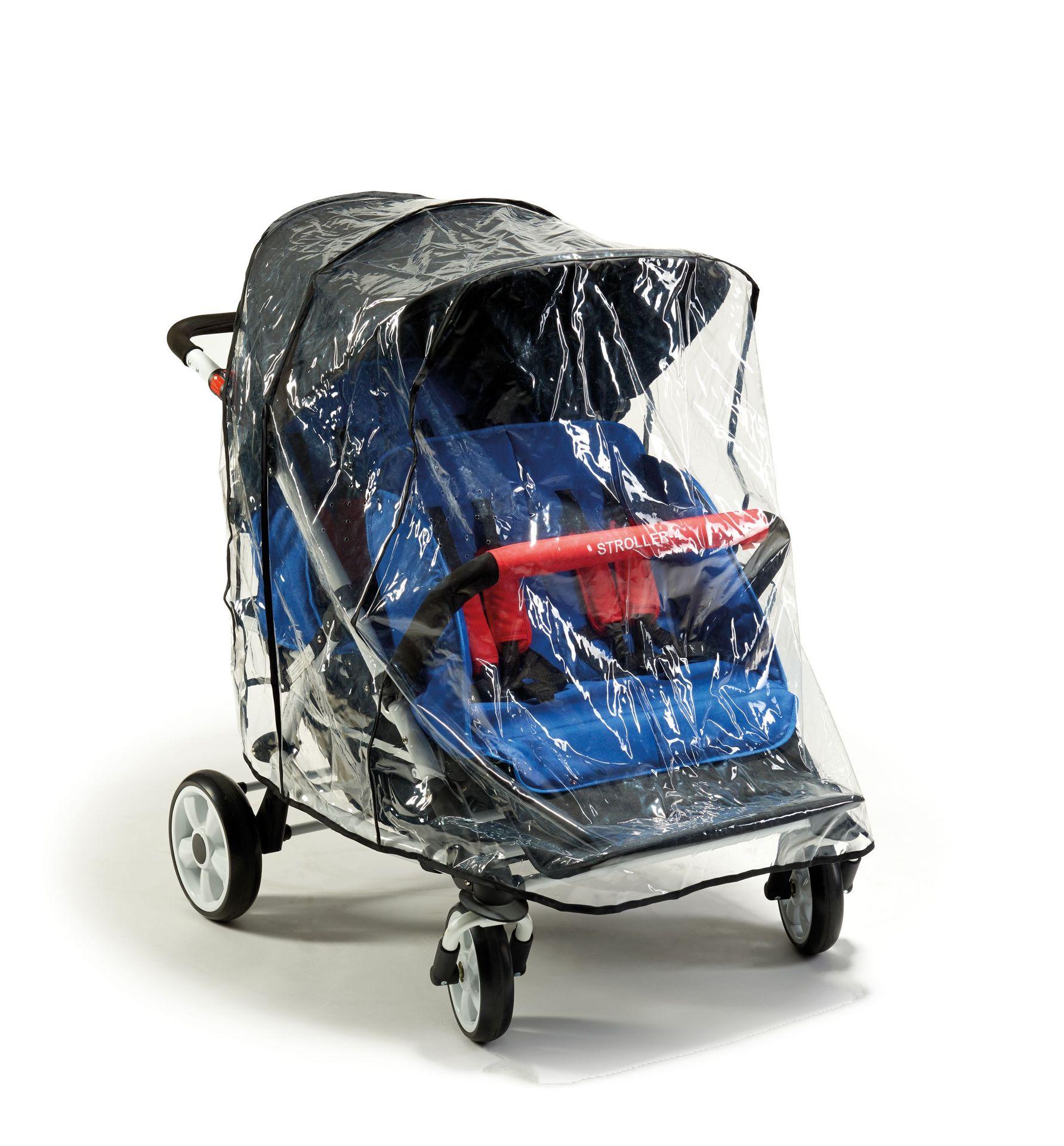 Regenschutz für Buggy 4 Kids