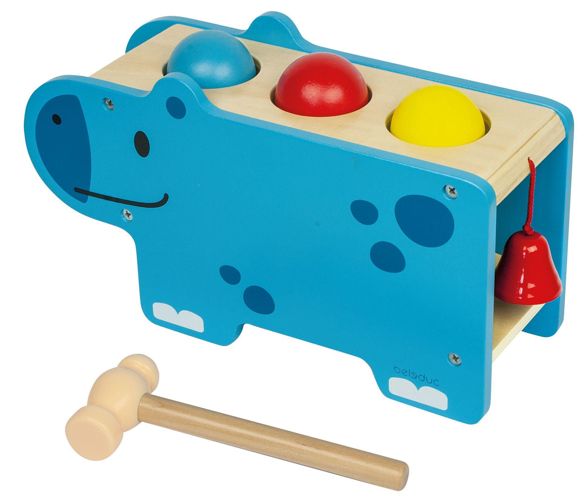 Lustiges Hippo