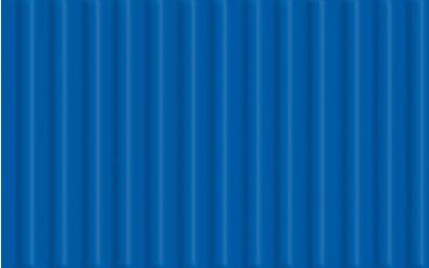 Feinwellpappe, dunkelblau