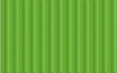 Feinwellpappe, hellgrün