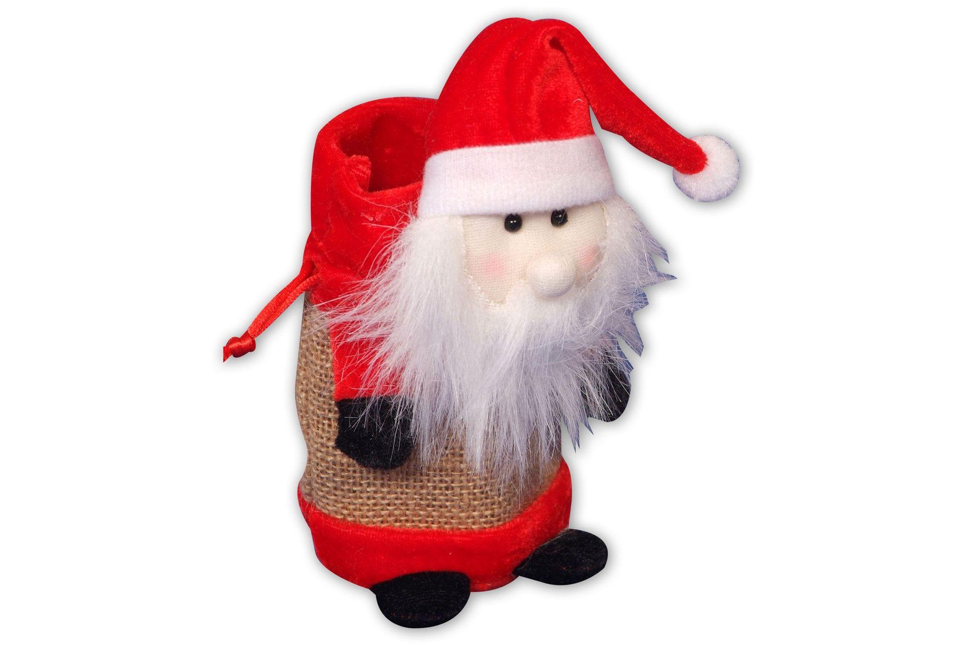 Jute Santa Claus