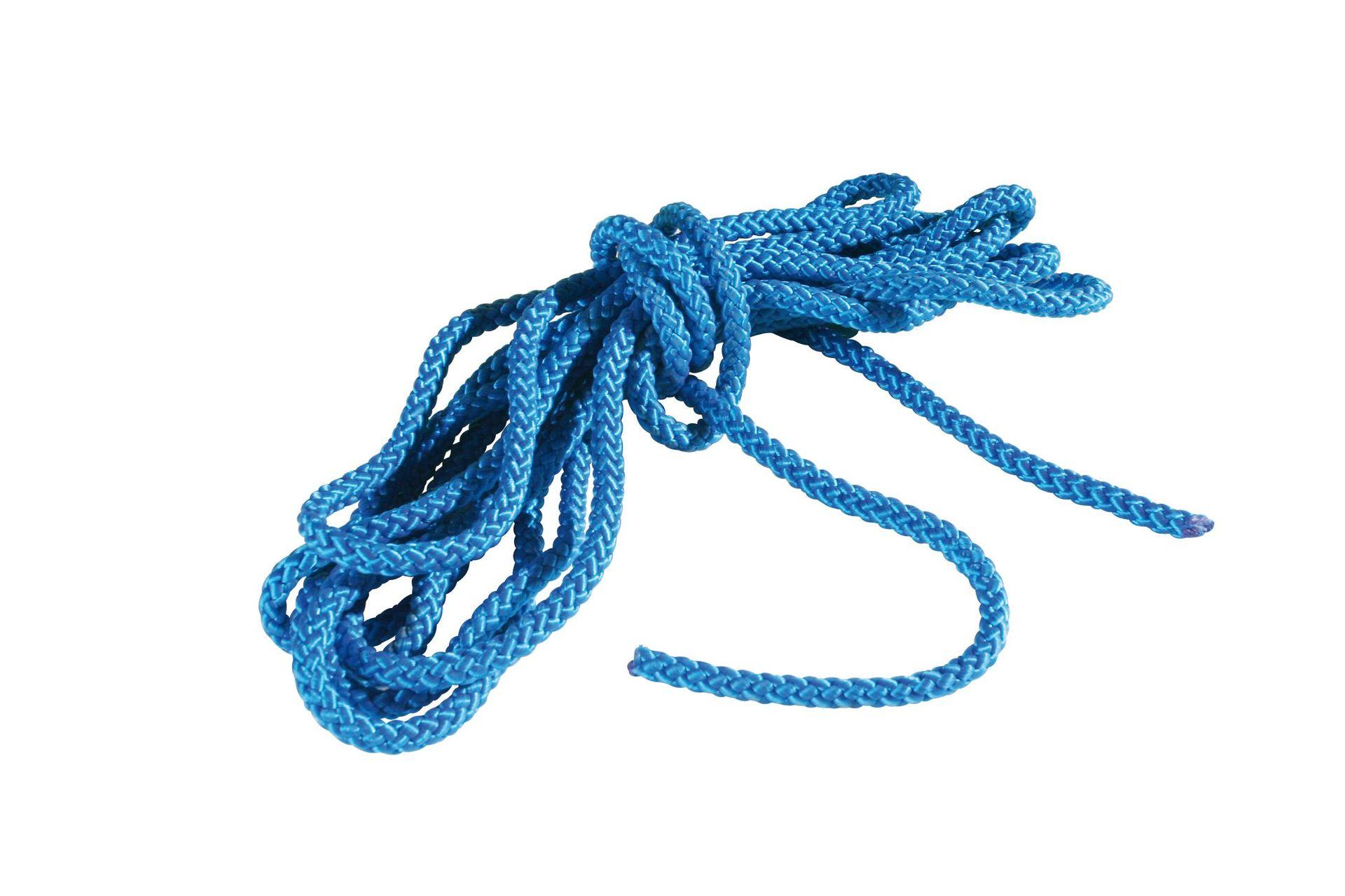 Schwungseil blau, 5,6 m