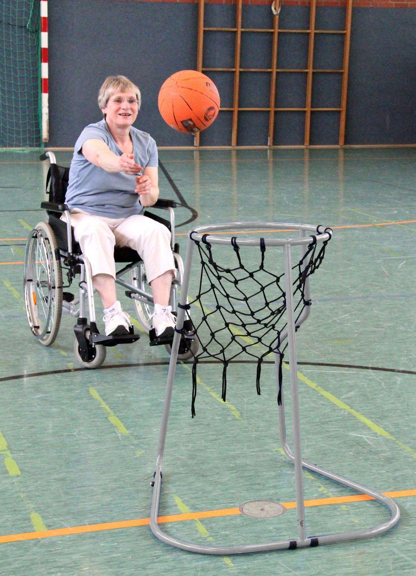 Basketballständer - Dunking