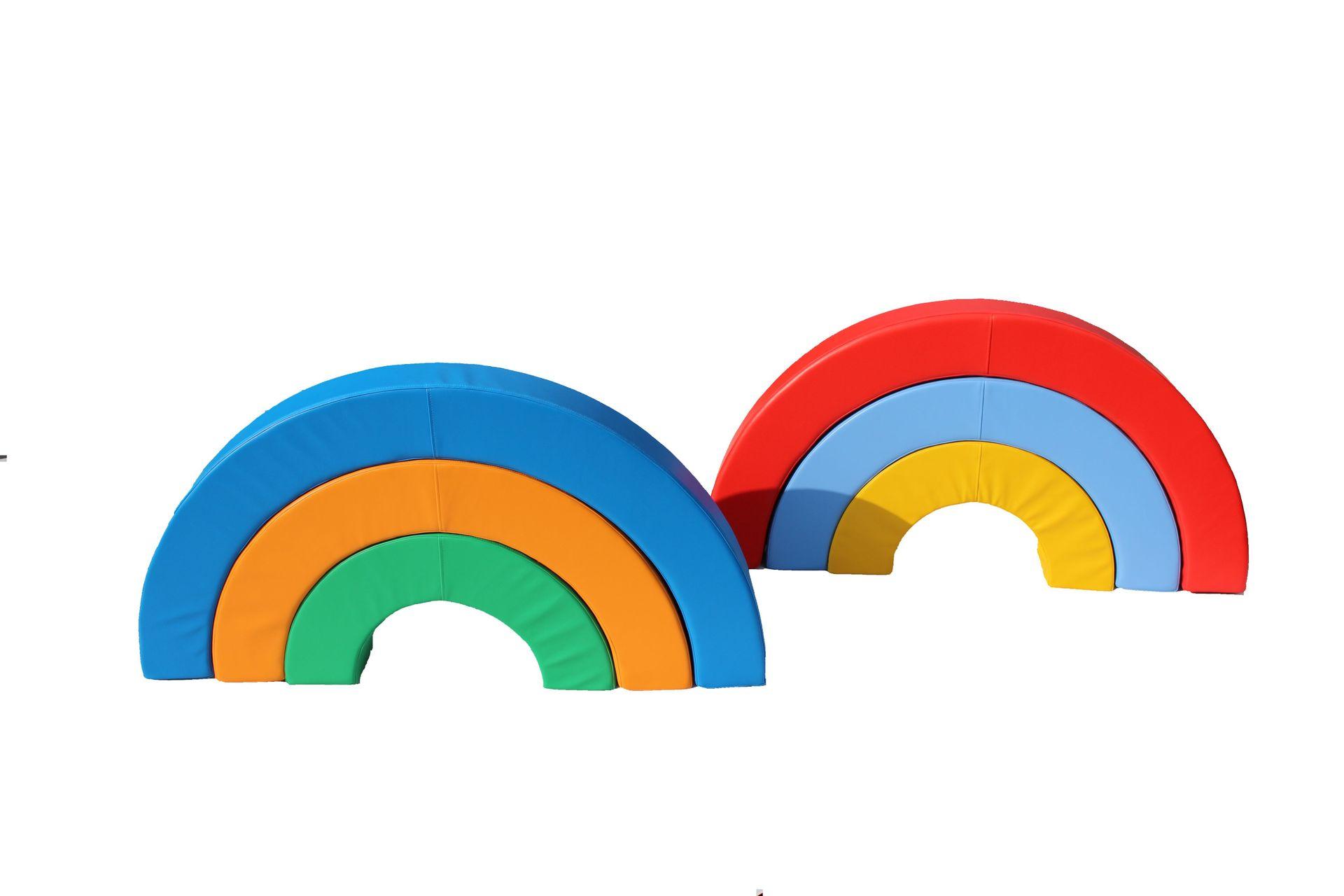 Bausatz Regenbogen 6-teilig