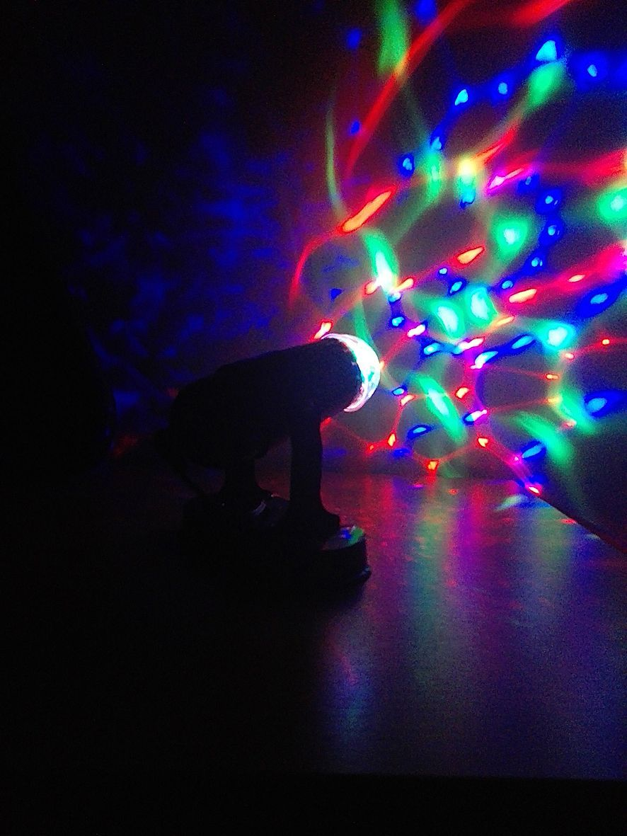 Lichtfarbspiel