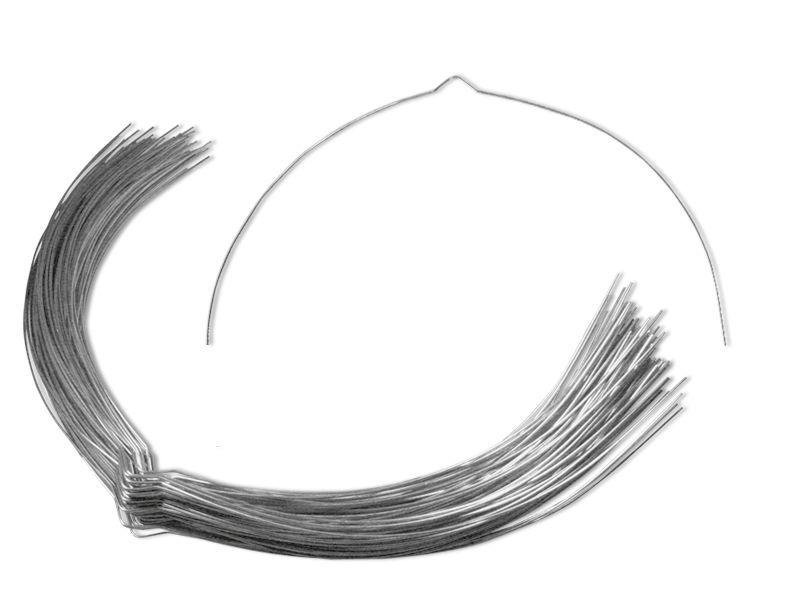 Laternentragebügel aus Draht