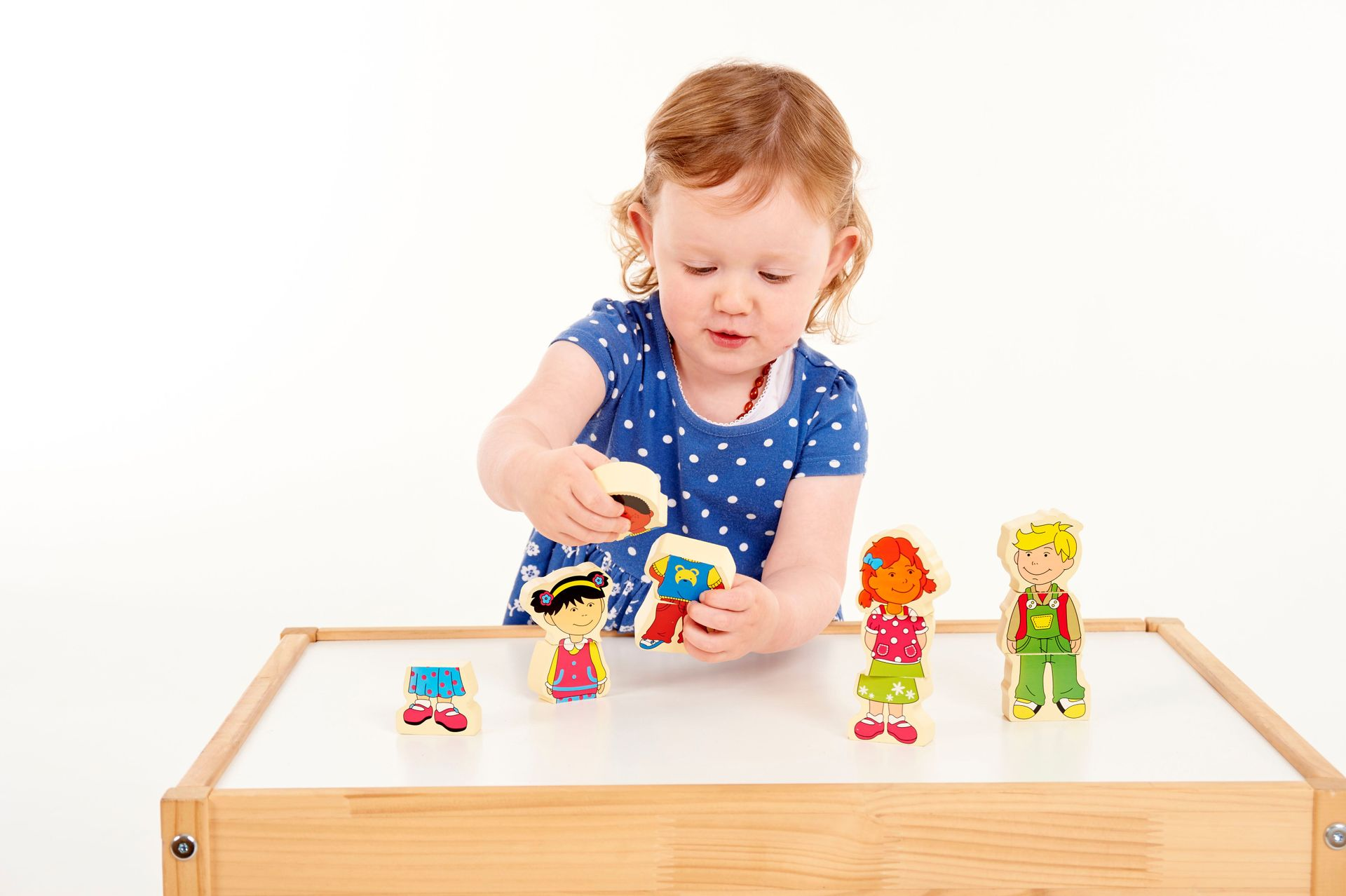 Magnetpuzzle Kindergartenbande