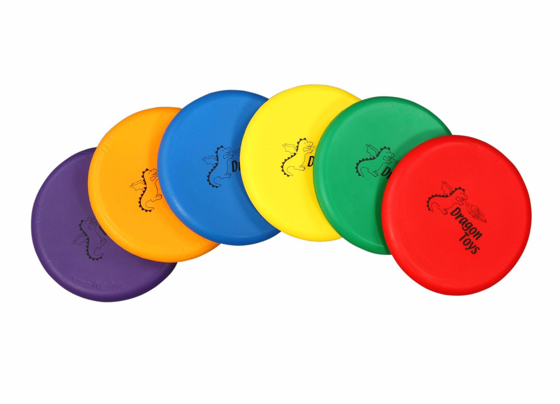 Elefantenhaut-disc, 6er Set