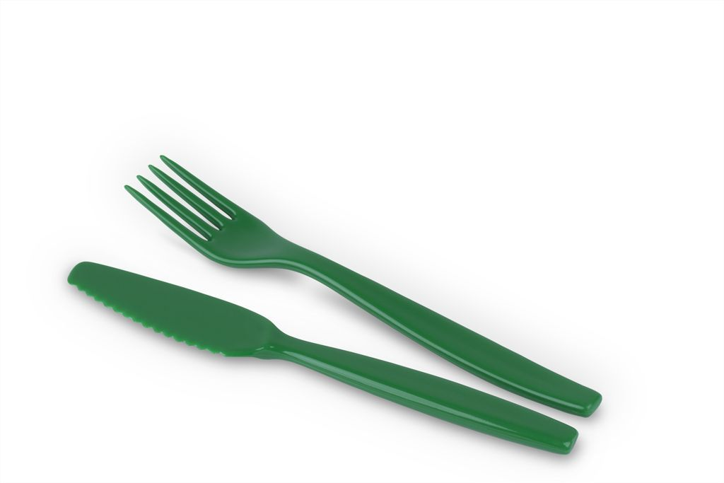 Messer und Gabel Set