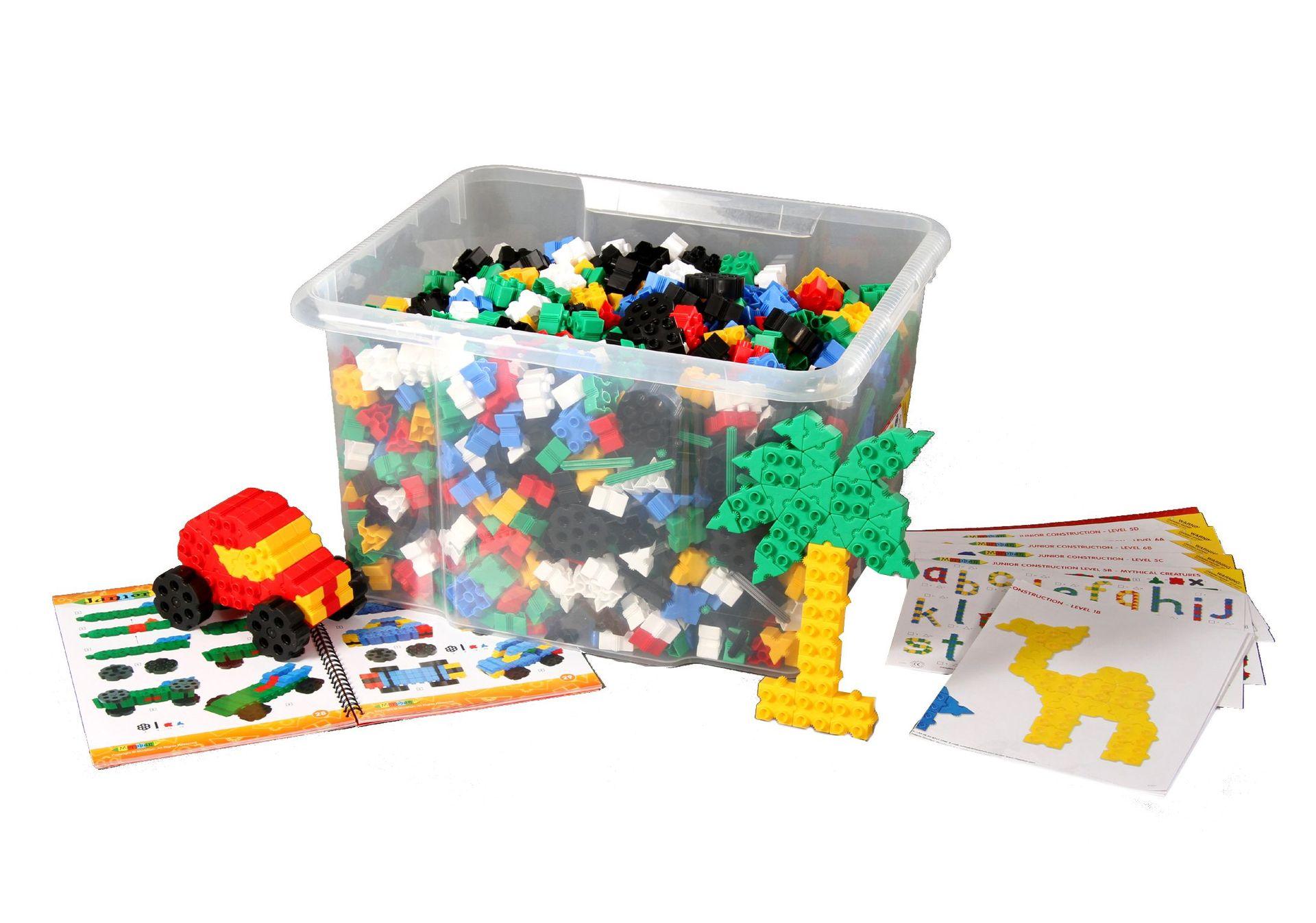 Morphun Junior Box 1.800 Teile